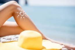 Starzenie się skóry pod wpływem promieniowania słonecznego